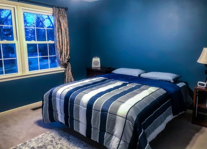 Private Room & Bath Newark DE-UDel-Christiana Hosp