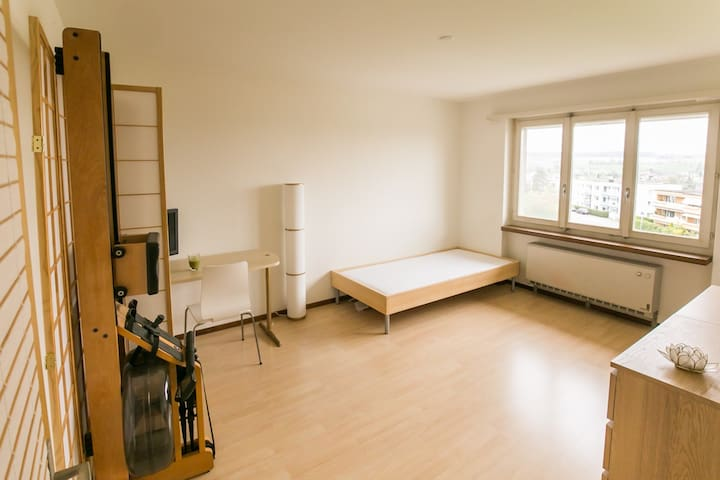 big room close to Zurich - Steinmaur - Wohnung