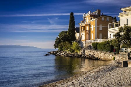 Family-friendly apartment with sea view - Opatija - Lejlighed