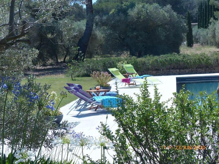 Gîte La Pinède... en Provence ...c'est cool