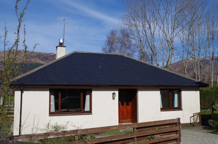 Strathassynt Cottage