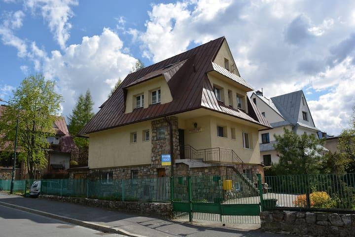 U Wierzbickich, Room  in the center of Zakopane