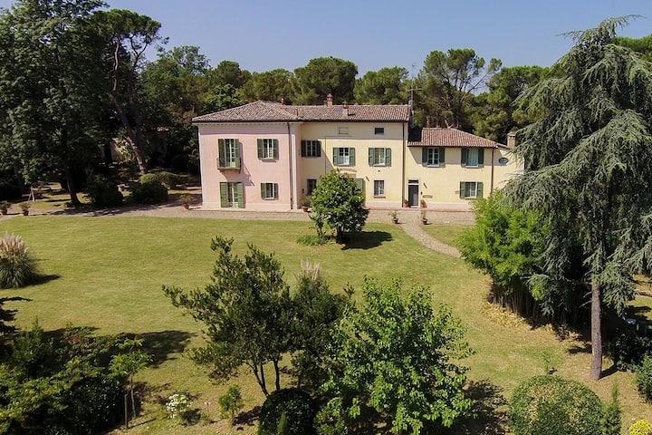 Villa Calanco charming apart. Antonio
