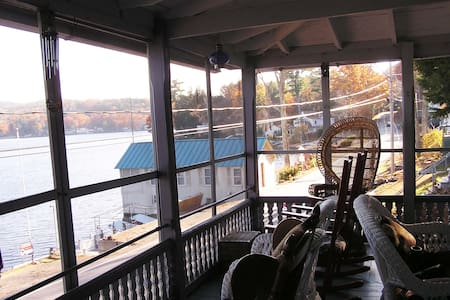 Loon Lodge Lakefront Cottage - Chesterfield - Kulübe