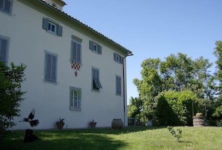 Depèndences di Villa Ghezzi - PIANO TERRA - Tremoleto
