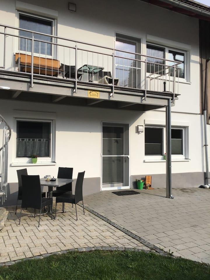 5 Sterne Bioferienhof Weber Wohnung 2