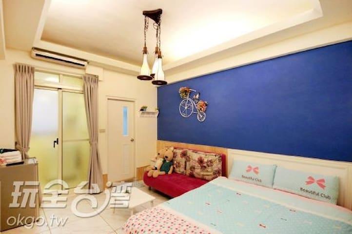 花田的女兒出租套房~藍藍天氣晴 - Xitun District - Apartment