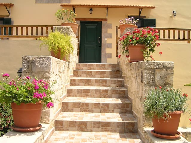 Villa Maria, Private Villa (2 adult) - Rethymno - House