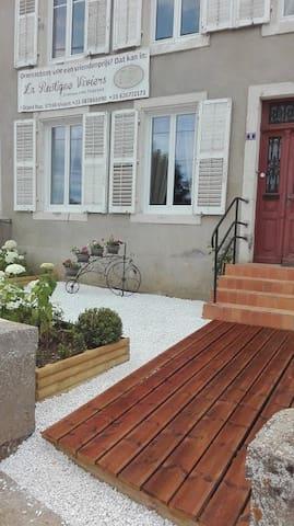 Tuinkamer - Chambre Jardin - Viviers