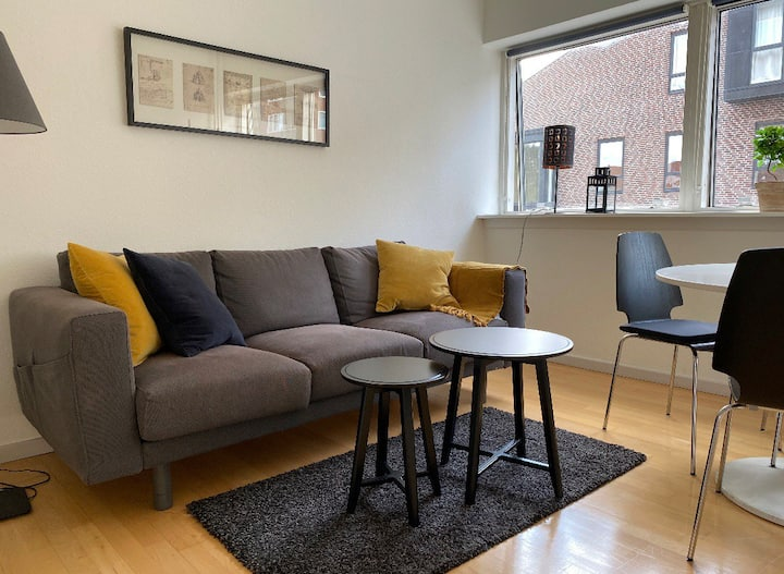 Sh104,3 one bedroom in suburb to Copenhagen
