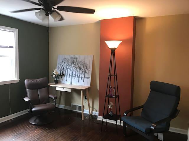 Cozy 1 bedroom -- Heart of Philly