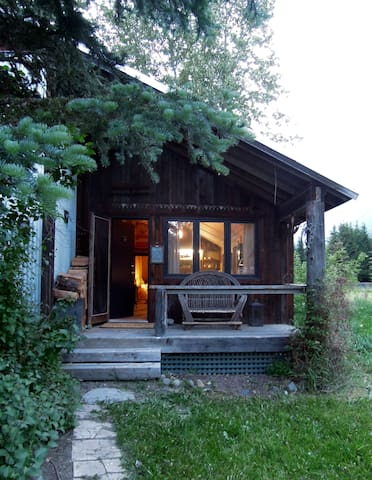 A carriage house in the stunning Pemberton Valley - Pemberton - Cabin