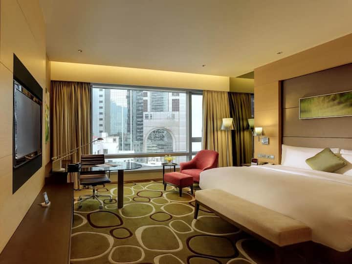 5 Star Hotel Room Leighton Rd Causeway Bay