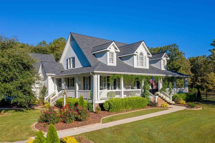 Ray Family Farms Venue House