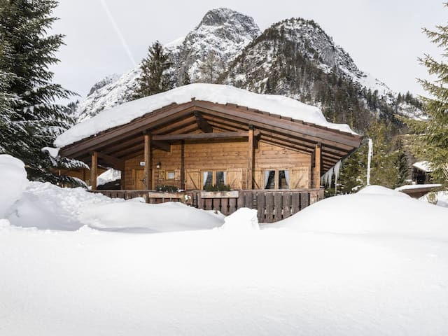 Chalet Holiday house very nice