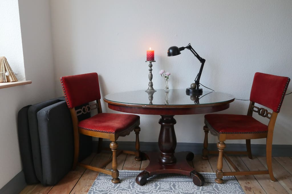 table in your room