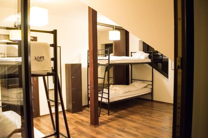 LOFT #4 - Warszawa - Hostel