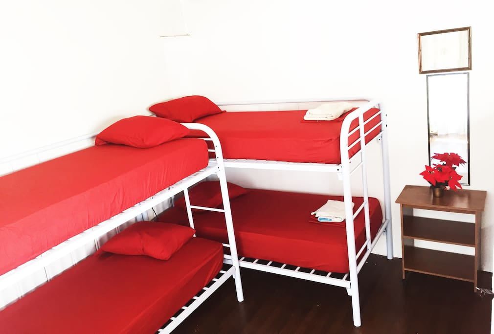 Top 5 Airbnb Bunk Bed In The Heart Of La Hostels For