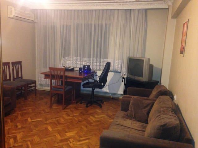 Available room in the heart of Bornova - İzmir - Apartament