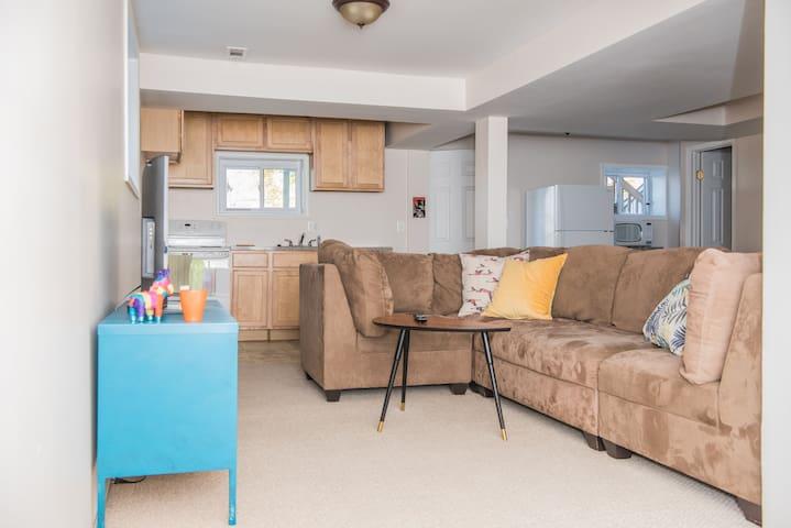Cozy apartment in DC area