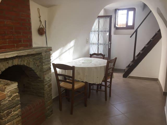 maison traditionnelle du cap corse - Farinole - Leilighet