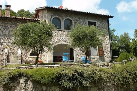 Thermae Casale i Forni - Bagni San Filippo - Apartmen