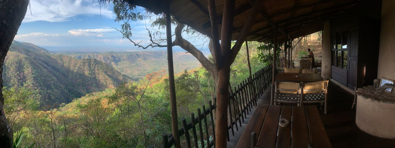 Lukwe Eco Camp & Permaculture Gardens