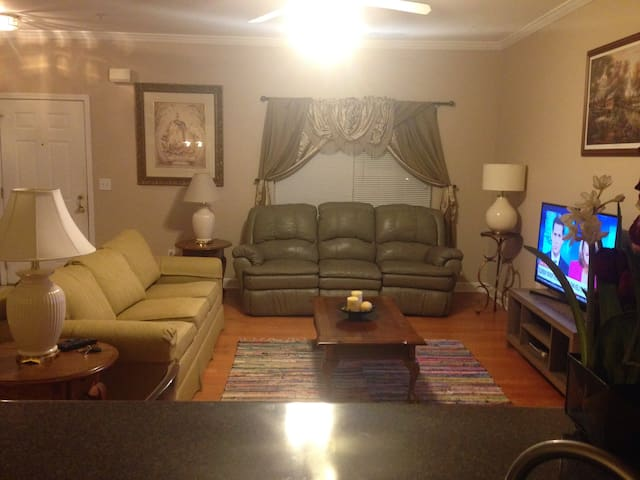 3BR 2 story furnished Town House Metro Atlanta.