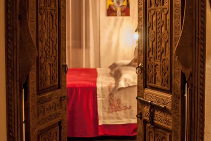 Attico Rooms Giardini Naxos Camera matrimoniale