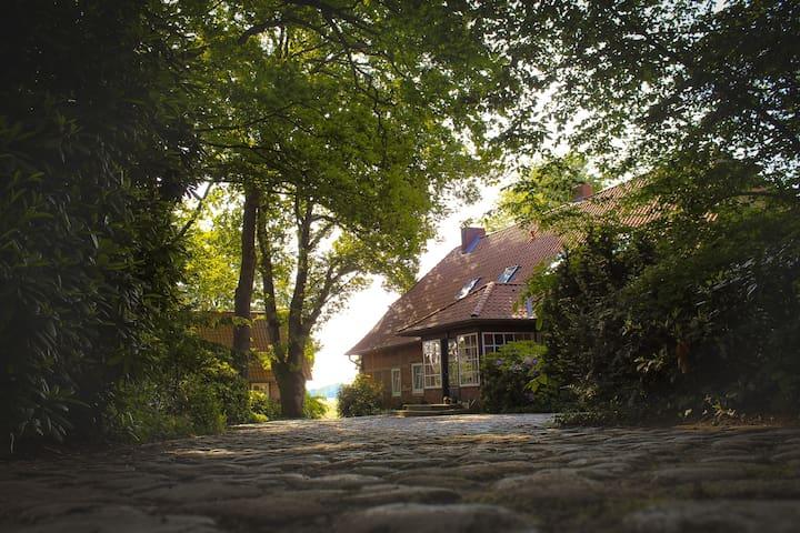 Idyllisches Familien Fachwerkhaus - Egestorf - Talo