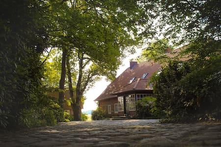 Idyllisches Familien Fachwerkhaus - Egestorf
