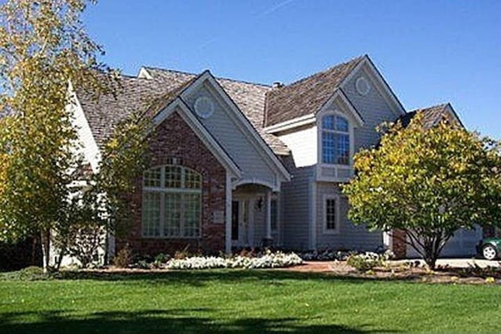 Lake Country Home (Delafield, WI) - Pewaukee - Hus