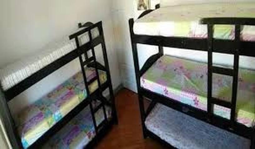 Hospedagem em dormitório