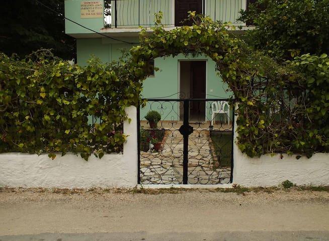 Dimitris Studio 1 Acharavi Corfu