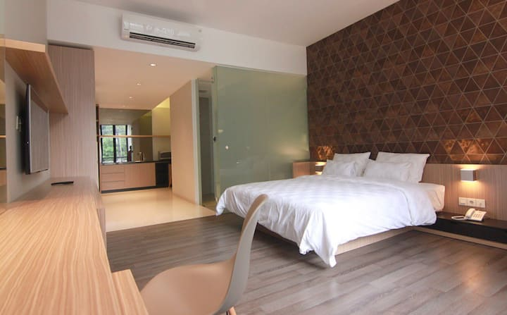 Private Executive Studio Room at Kuningan Area