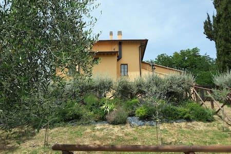 "nice apartament in tuscan holiday ""la nonna"""