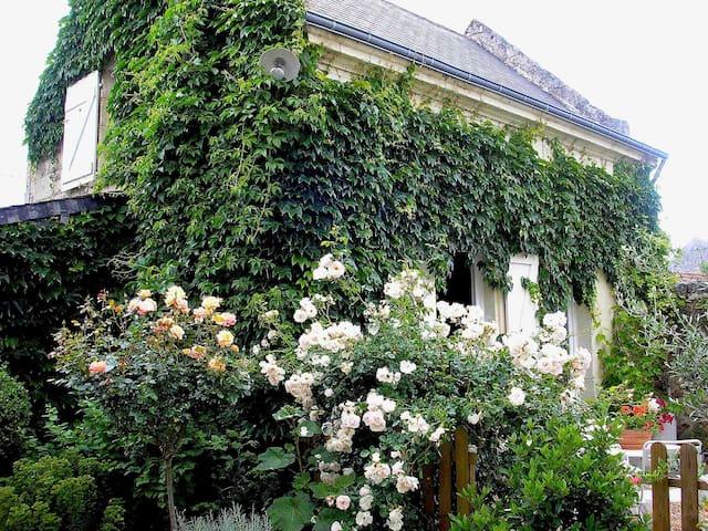 Chambre d'hôtes de charme en Touraine - Beaumont-en-Véron - Hus