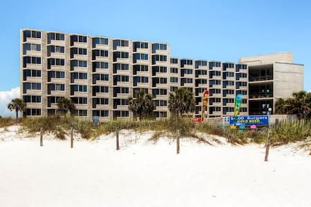 Top of the Gulf 607-AVAIL9/26-9/30 $481 -RJ Fun Pass*Buy3Get1FreeThru12.31*Gulf View - Appartement