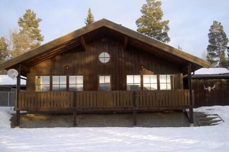Stort hus vid älven i Undersåker 12 km från Åre - Åre SV - Haus