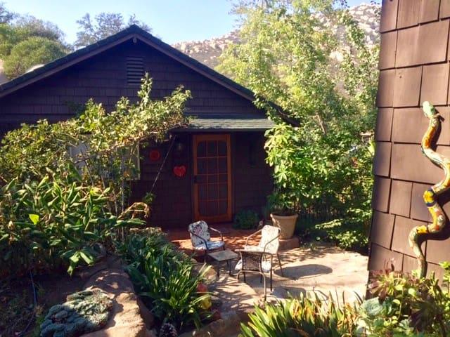 Nature Retreat Cabin San Diego/Ramona