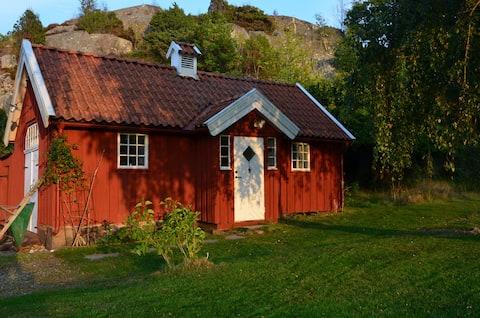 Casa de campo Hjalmars