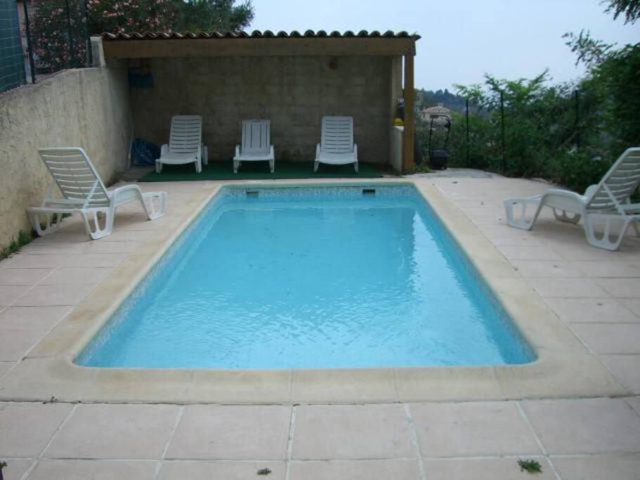 piscine avec exclusivité