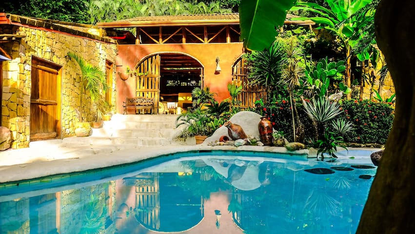 Pool Suite - Havana Lodge - Puntarenas Province - Nature lodge