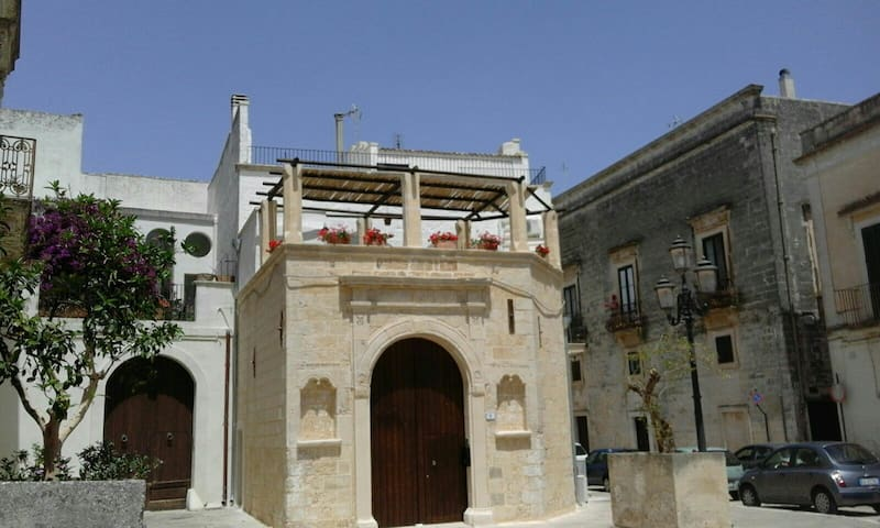 LA BELLA DEL BORGO - Specchia LE  - 一軒家