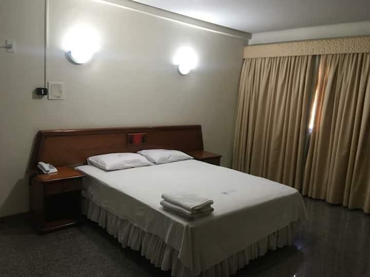 Suite casal  hotel Avalon SETOR SUL