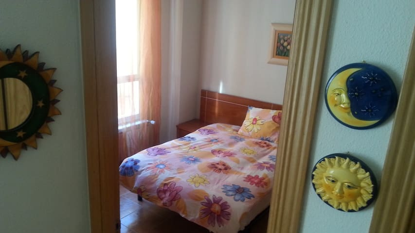 Quiet, cozy apartment near Madrid - Taracena