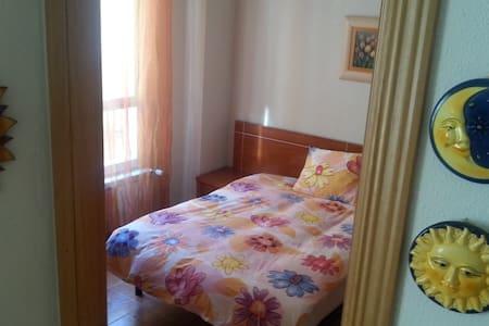 Apartamento tranquilo y acogedor - Taracena - Huoneisto