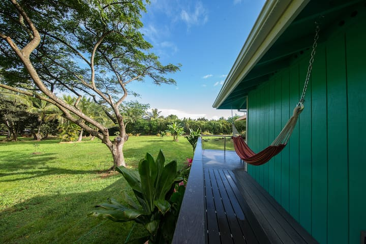 Rocky Point 2 Bedroom Cottage, North Shore - Haleiwa - Huis