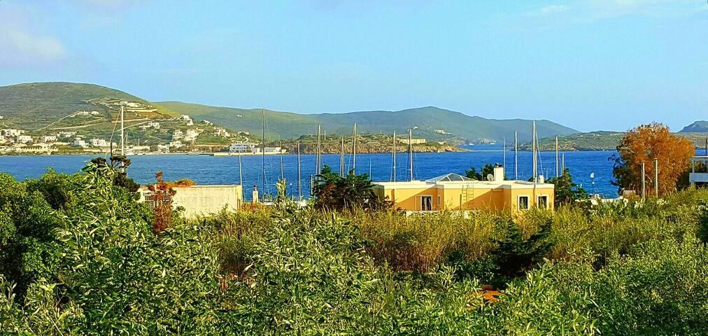 Confortable house Sea view - Finikas - House