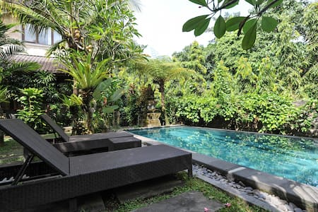 ✤SPECIAL UBUD ✤ Arjuna suit, view, pool, breakfast - Ubud